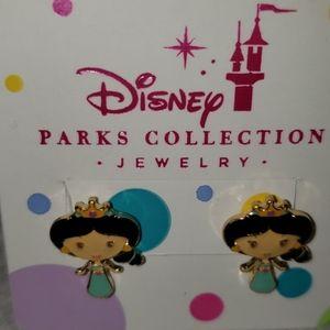 WDW Disney Parks Princess Jasmine Alladin Earrings